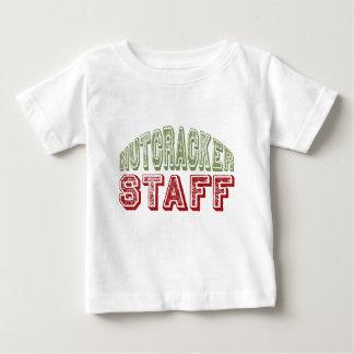 Nutcracker Staff Christmas Ballet Design T-shirt