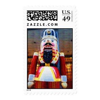 Nutcracker Stamps
