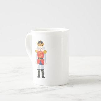 Nutcracker Tea Cup