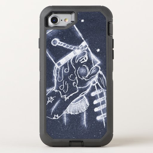iphone 5 otterbox cases nutcracker soldier in medium blue otterbox defender 9488