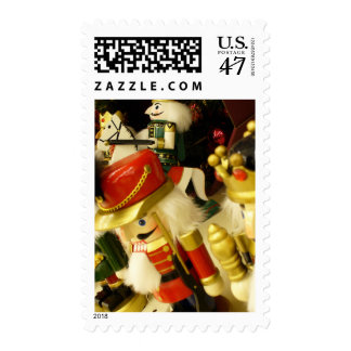 Nutcrackers 4 postage stamp