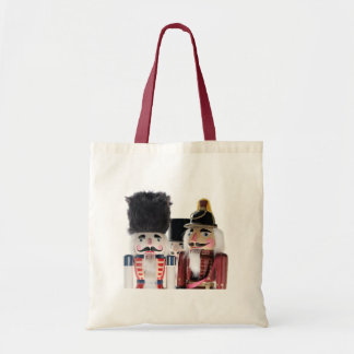 nutcrackers budget tote bag