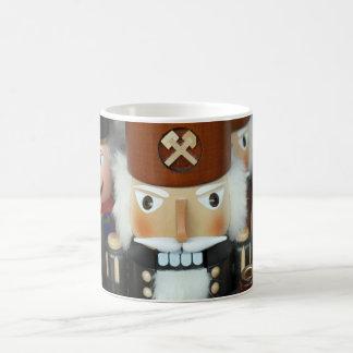 Nutcrackers Christmas Holiday Xmas Design Coffee Mug