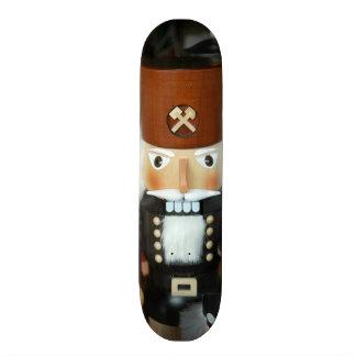 Nutcrackers Christmas Holiday Xmas Design Skateboards