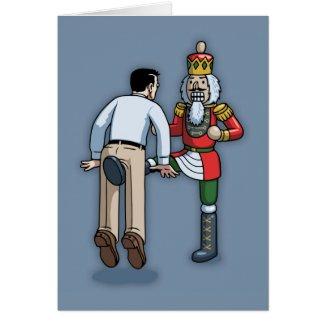 Nutcrackin' Card