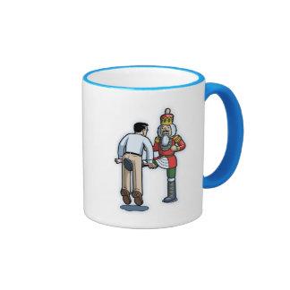 Nutcrackin' Coffee Mugs