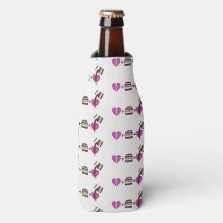 NUTELLA MENDS BROKEN HEARTS Bottle Cooler