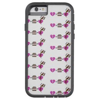 NUTELLA MENDS BROKEN iPhone 6/6s, Tough Xtreme Tough Xtreme iPhone 6 Case
