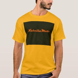 NutellaMob Basic Block T T-Shirt