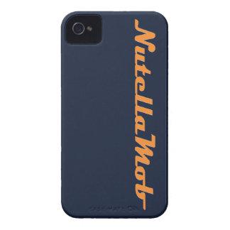 NutellaMob iPhone 4 cases