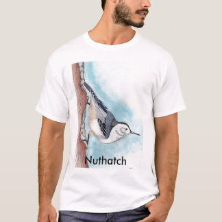 Nuthatch Adult T-Shirt