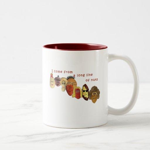 Nutline Mug