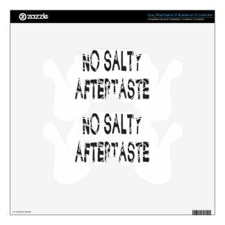 NutLiquor ningún regusto salado Skins Para Mandos PS3