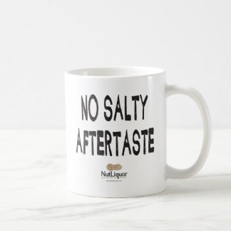 NutLiquor ningún regusto salado Taza De Café