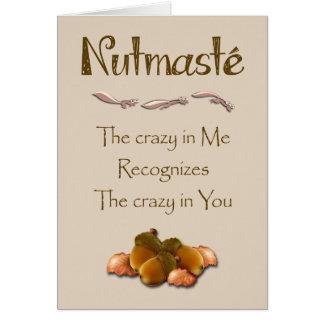 Nutmaste Card