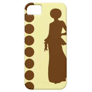 Nutmeg Cream Neutral Dots Fashion iPhone 5 Cover