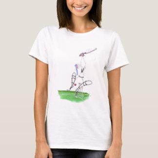 nutmeg - cricket, tony fernandes T-Shirt