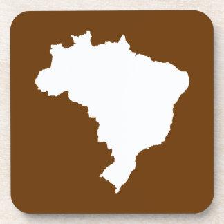Nutmeg Festive Brazil at Emporio Moffa Coaster