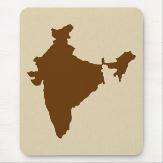 Nutmeg Spice Moods India Mouse Pad