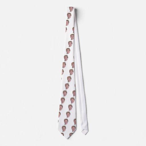 Nutria de la marimacho del gobernador corbata personalizada