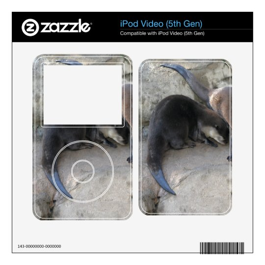 Nutria Skin Para El iPod Video