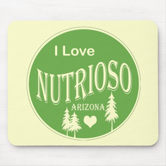 Nutrioso Arizona Mouse Pad