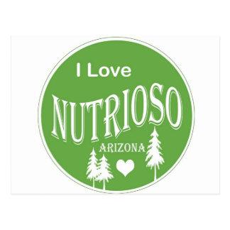 Nutrioso Arizona Postcard