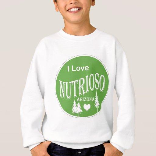 Nutrioso Arizona Sudadera
