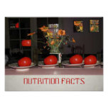 NUTRITION FACTS PRINT