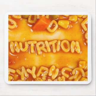 Nutrition Mouse Pads