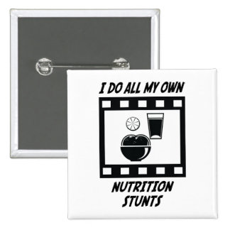 Nutrition Stunts Buttons
