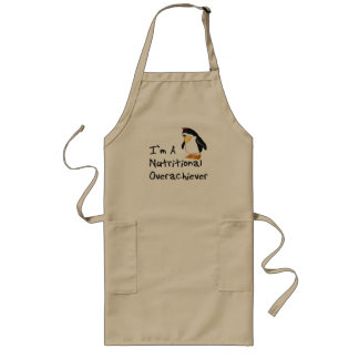 Nutritional Overachiever Aprons