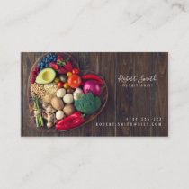 Nutritionist Dietologist Sport Doctor Card