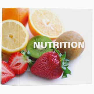Nutritionist's Binder