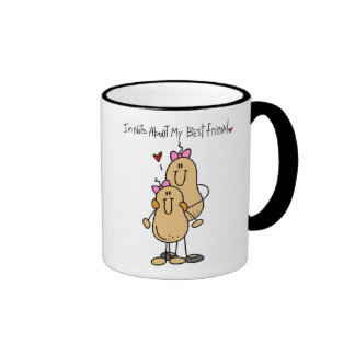 Nuts About Best Friend 2 Mug