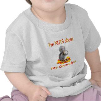Nuts about Grandpa Shirt