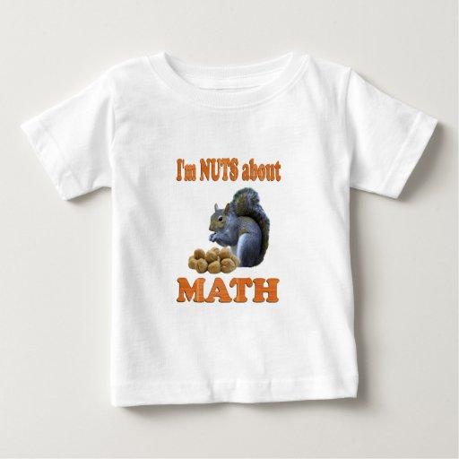 Nuts about Math Shirt