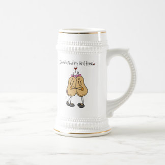 Nuts About My Best Friend T-shirts and Gifts Mugs