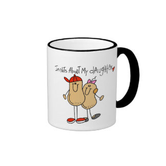 Nuts About My Daughter 2 Mug