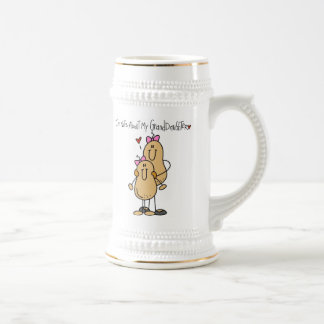 Nuts About My Granddaughter T-shirts and Gifts Mug