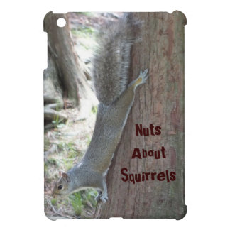 Nuts About Squirrels iPad Mini Case
