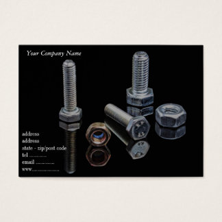Nuts and Bolts Business Card