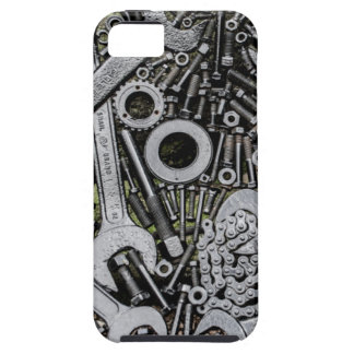 Nuts and Bolts iPhone SE/5/5s Case