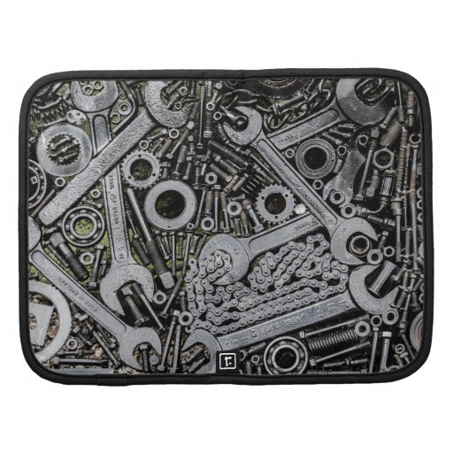 Nuts and Bolts Folio Planners