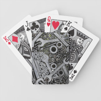 Nuts and Bolts Playing Cards
