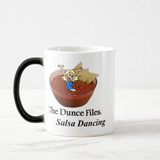 Nuts and Bolts: Salsa Dancing Magic Mug