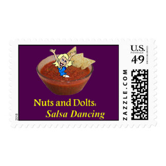 Nuts and Bolts: Salsa Dancing Postage