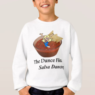 Nuts and Bolts: Salsa Dancing Sweatshirt