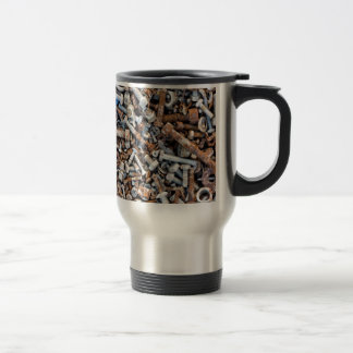 Nuts and Bolts Travel Mug