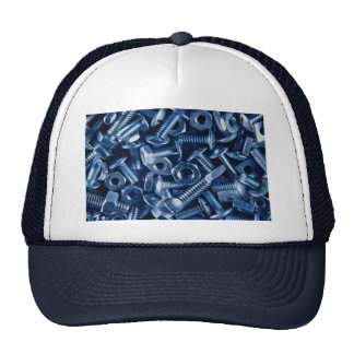 Nuts and bolts trucker hat